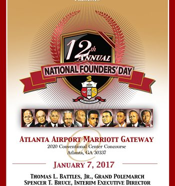 2017 National Founders Day